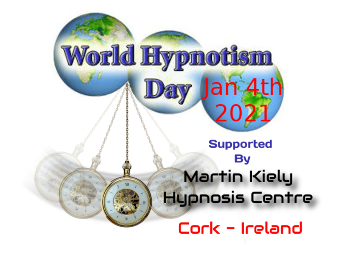 World Hypnotism Day Ireland 2021